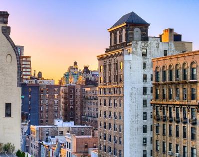 Manhattanwestsidedusk