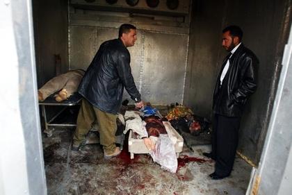 Baghdadterrorvictimswathiqkhuzaie