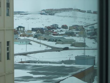 Iqaluitbaffinislandcanada535pm