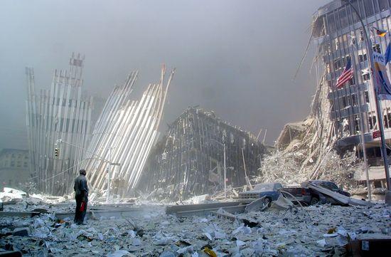 WTC911DougCanter:AFP:Getty