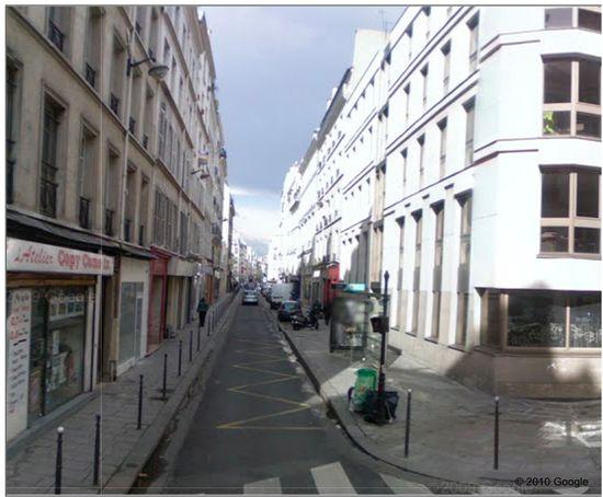 Rue Commines