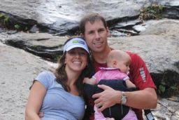 Matt, Bonnie & Anna in September