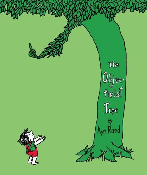 Objectivist-tree