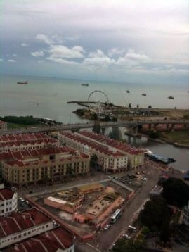 MM 2nd Eye Melaka view