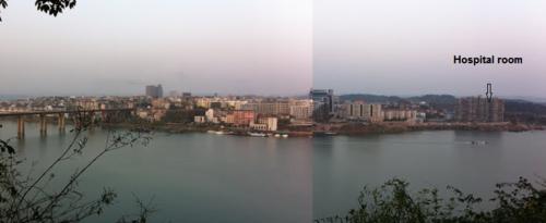 Yuanling Bridge Composite - Hospital room