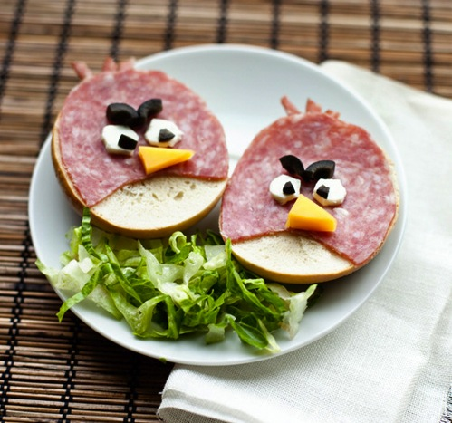 Angrybirds-food
