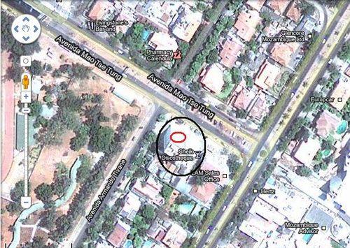 VFYW Satellite image
