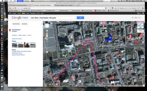 GooglemapsUB screengrabview