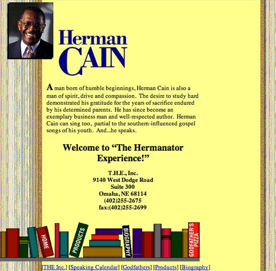 HermanCain