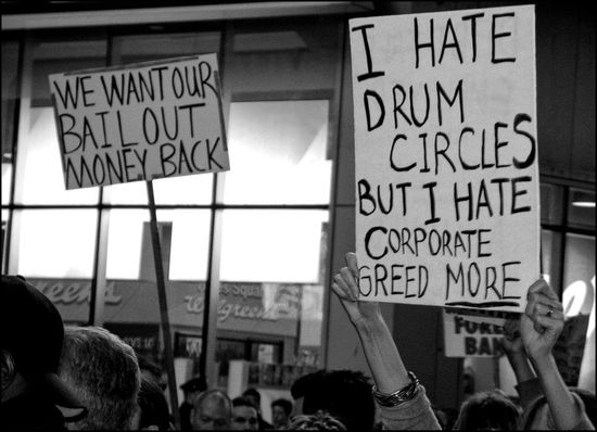 I hate drum circles