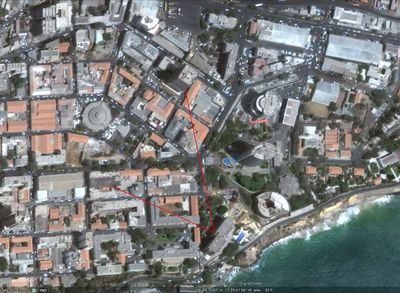 Dakar Earth View 1a