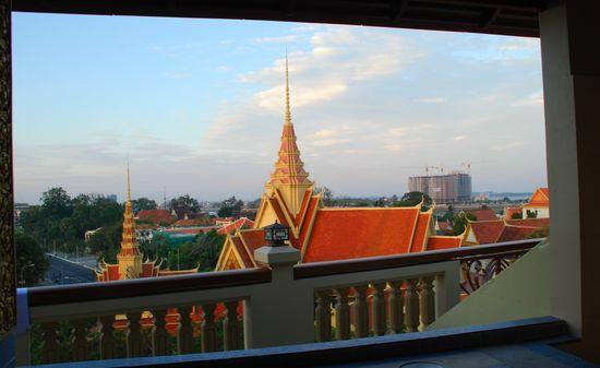 Phnom Penh-Cambodia-530pm