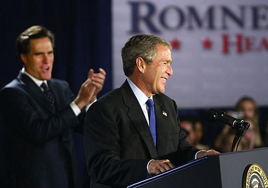 Romney_Bush