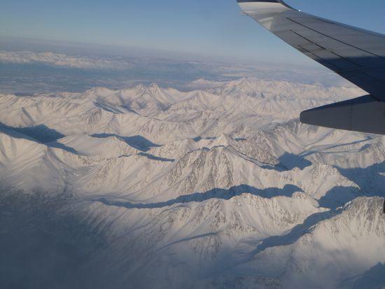 Chugach Mountains-AK-235pm