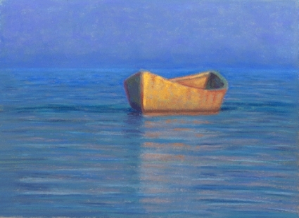 Empty boat nancy poucher