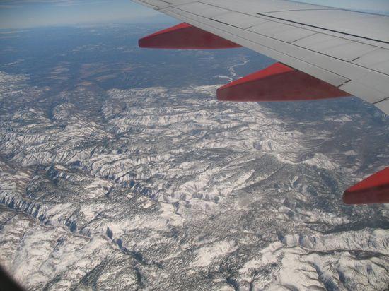 Somewhere Over New Mexico.