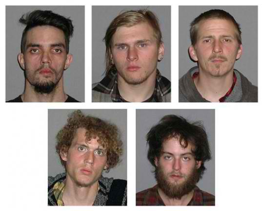 Terror-suspects