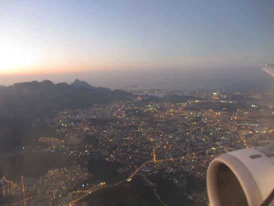 Rio de Janiero-dawn