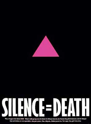 Silence-equals-death-poster-294-040110
