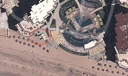 1 - aerial shot