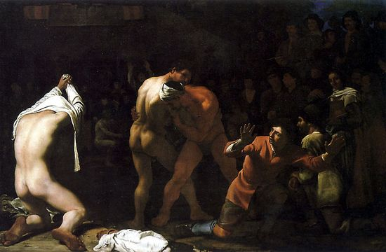 800px-Sweerts,_Michael_-1649-_-_Wrestling_Match