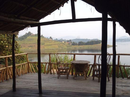 Itambira Island, Lake Bunyonyi, Uganda, 10 am