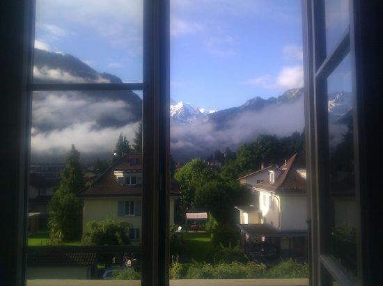 Interlaken-switzerland 800am