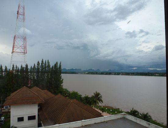 Nakhon Phanom-Thailand-12pm