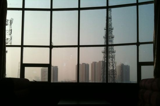 Dingzhou, Hebei, China, 7-30am