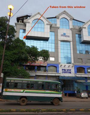 India Goa Margoa Sapphire Comfort Hotel VFYW Room