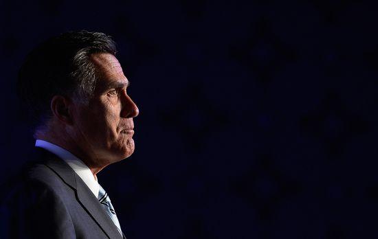Romneypout