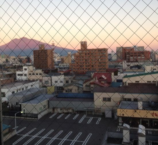 Hirosaki, Japan 6-15 am