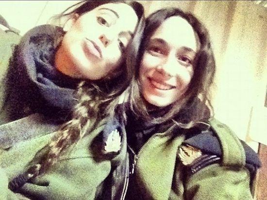 IDF-instagram