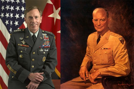 Petraeus-Ike
