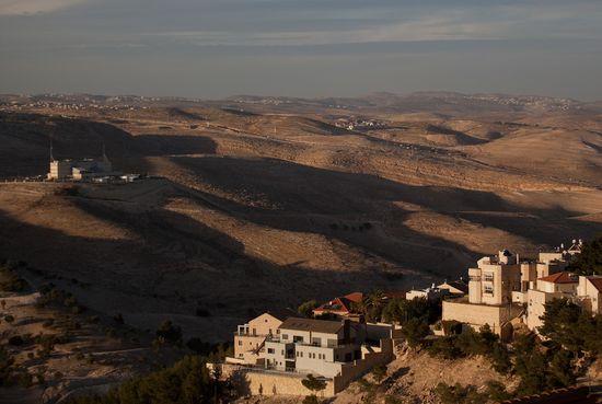 E1_Settlement_Israel