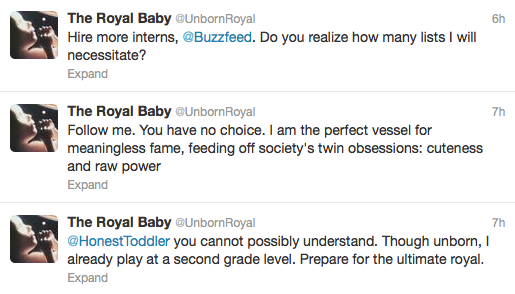 The-royal-baby-tweets