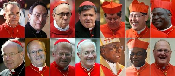 VATICAN-RELIGION-POPE-COMBO