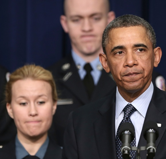 Obama Urges Congress To Act To Avoid Impending Automatic Budget Cuts