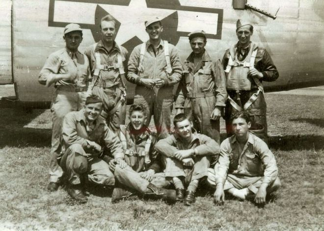 Dad's Flight Crew