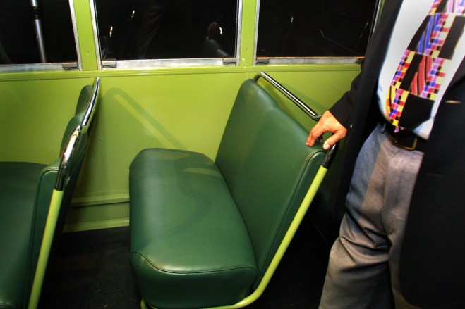 Bus Rosa Parks Made Her Stand On Restored