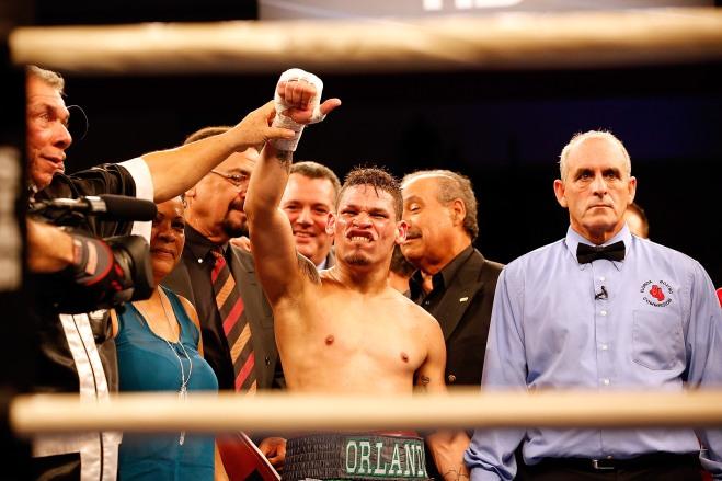 Jorge Pazos v Orlando Cruz