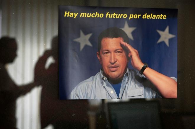 SPAIN-VENEZUELA-POLITICS-CHAVEZ