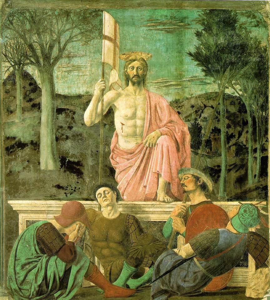 Images of Christ: Rembrandt vs  Joel-Peter Witkin - Stormfront