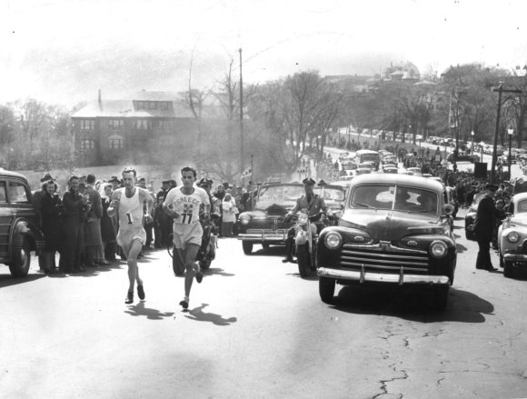 1946 Boston Marathon