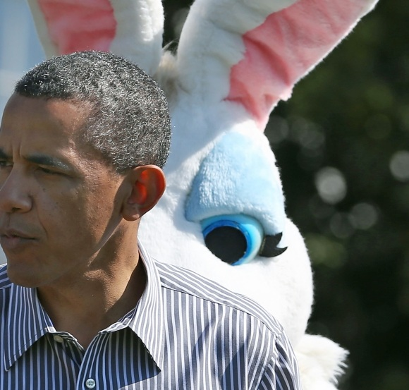 President And Mrs. Obama Host Annual Easter Egg Roll At White House