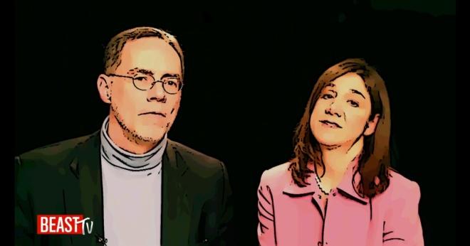 Flynt and Hillary Mann Leverett