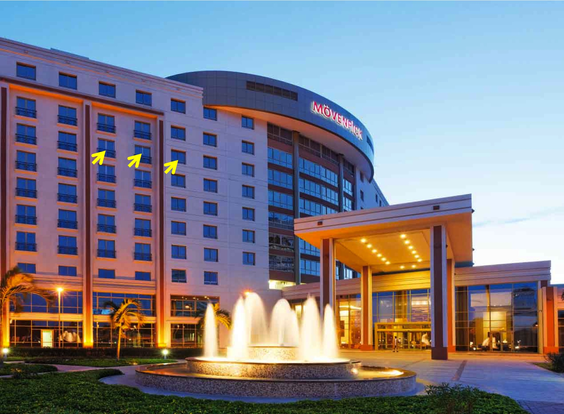Hotel Movenpick Berlin