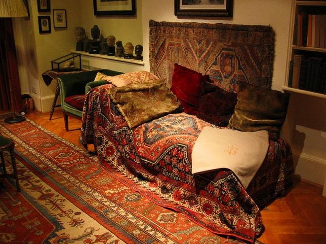 Freuds Sofa