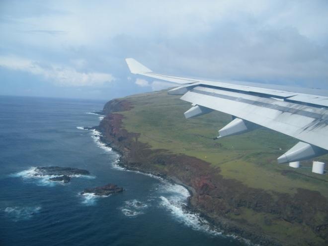 Rapa Nui landing 1-22-13