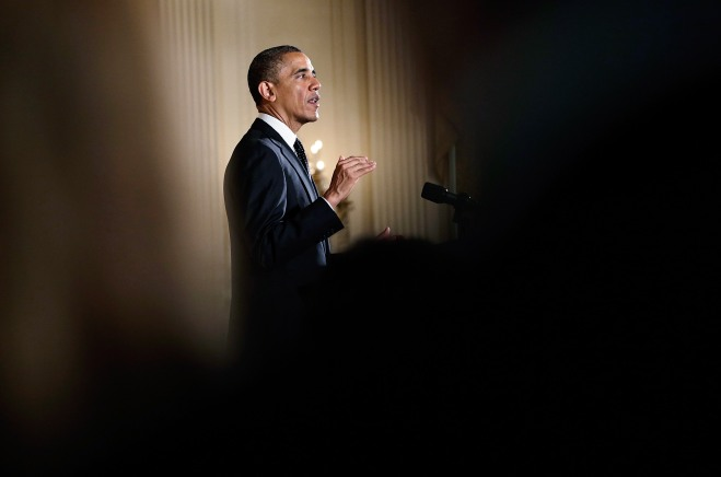 Obama Speaks At White House Conference On Mental Health